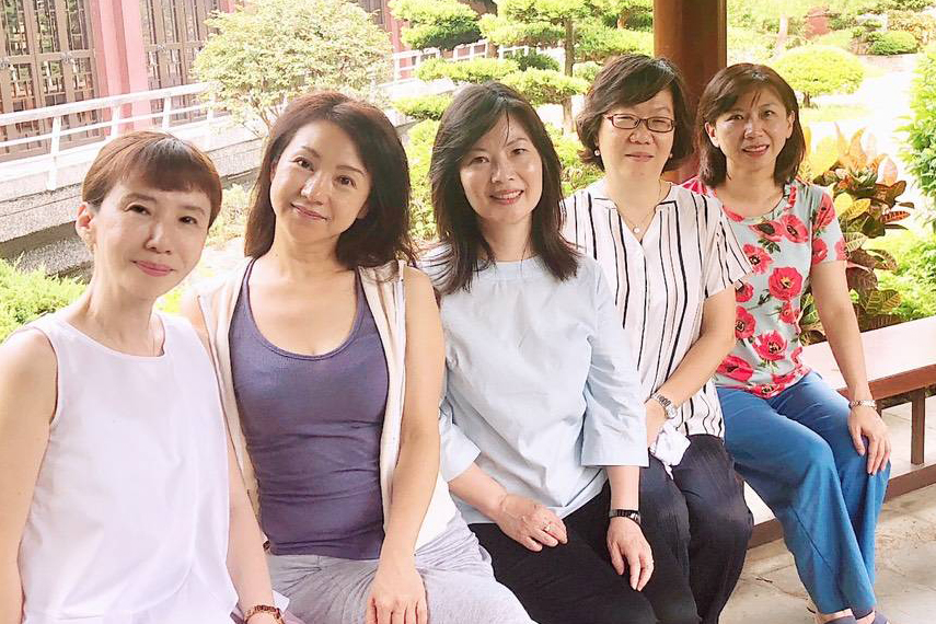 20180812-88年畢業滿30年系友返校茶會