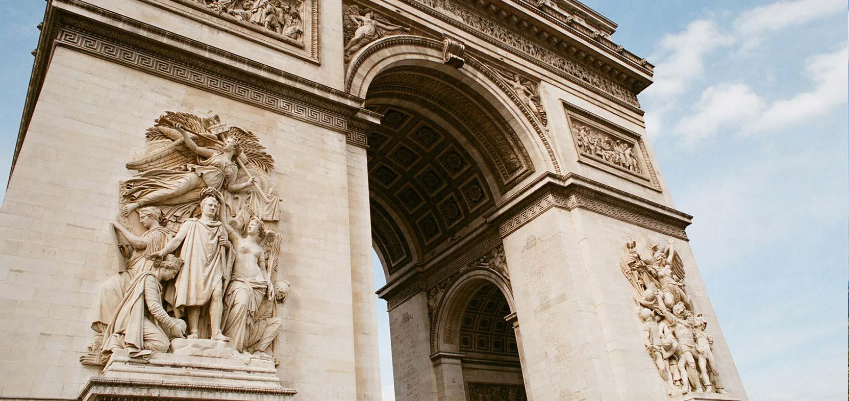 縱覽法國,深思近代思想文化的濫觴