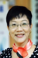 教師 「梁 蓉」老師照片